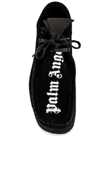 Wallabee Suede Sneaker Palm Angels $555 NEW
