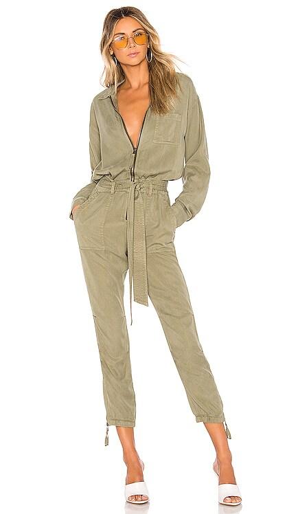 Zip Jumpsuit Pam & Gela $355