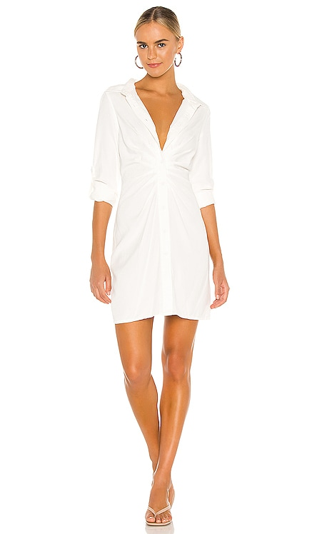 Shirtdress Pam & Gela $255 NEW
