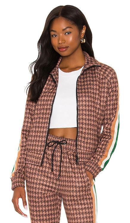 Houndstooth Crop Jacket Pam & Gela $275 BEST SELLER