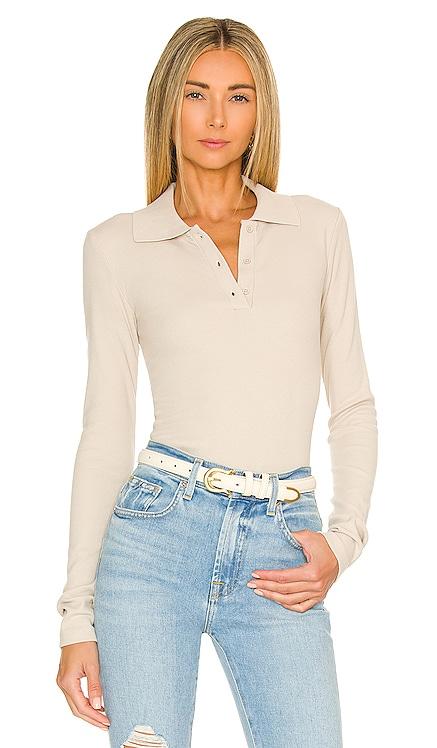 Polo Top Pam & Gela $115 NEW