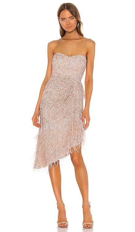 Nerissa Dress Parker Black $678