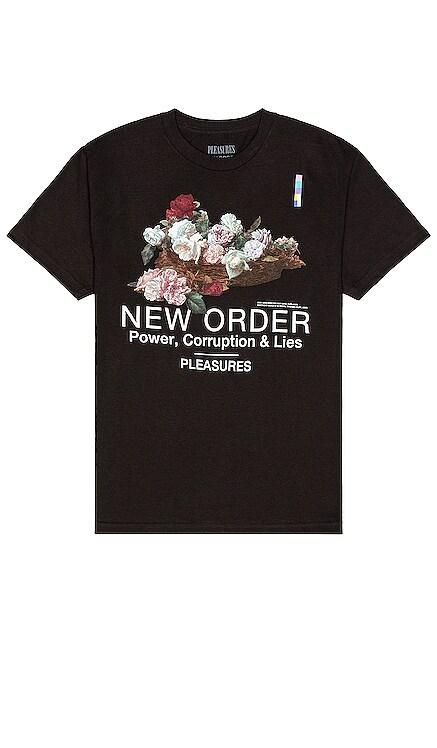 POWER 티셔츠 Pleasures $42