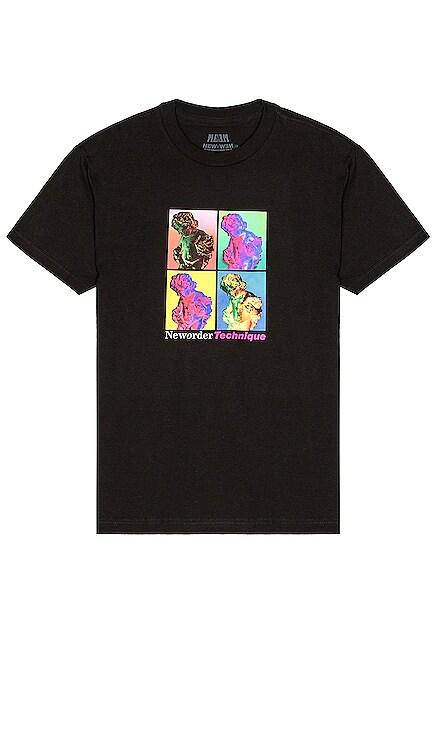 TECHNIQUE 티셔츠 Pleasures $42 NEW