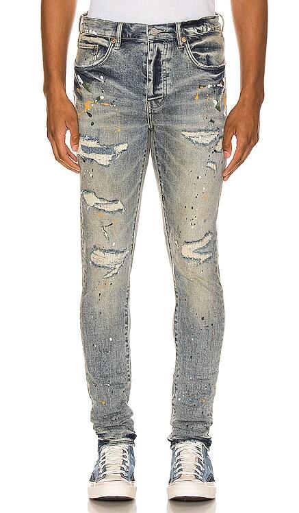 Repair Jeans Purple Brand $275 BEST SELLER