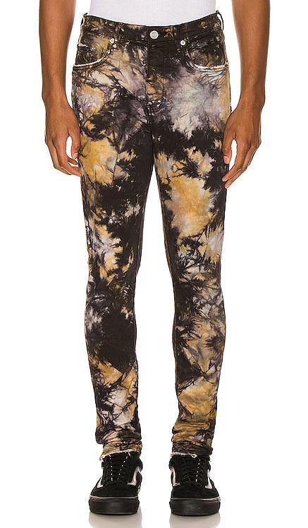 Clay Tiedye Jeans Purple Brand $275