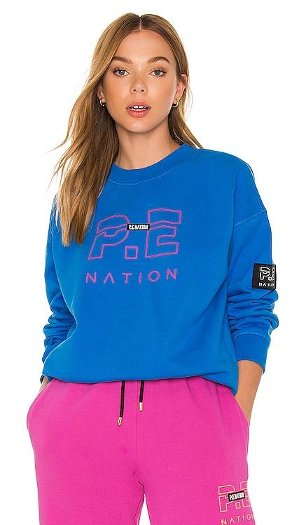 Heads Up Sweatshirt P.E Nation $120
