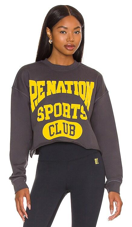 Set Match Sweat P.E Nation $110 NEW