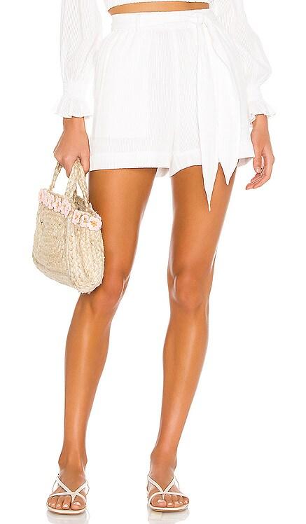 Belted Short Peony Swimwear $135 NEW ARRIVAL