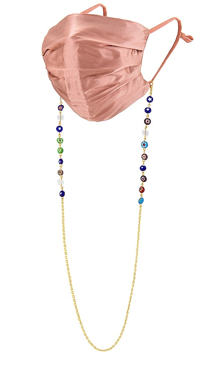 Beaded Mask Chain petit moments $35 NEW
