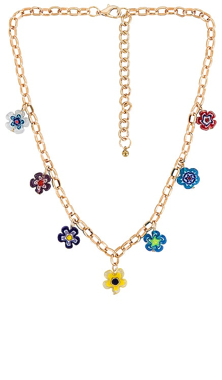 Daisy Chain Necklace petit moments $38