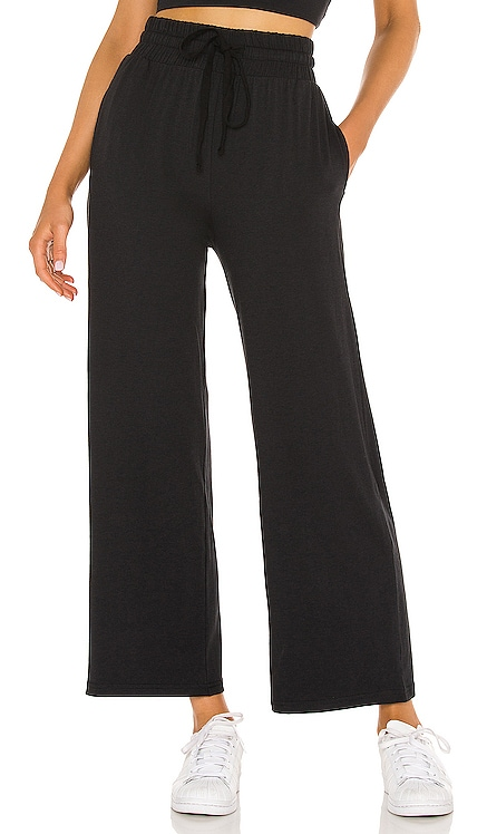 High Rise Crop Lounge Pant Parentezi $128