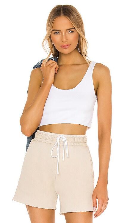 Pima Cotton Crop Tank Parentezi $75