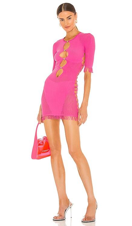 The Miranda Mini Dress Poster Girl $124