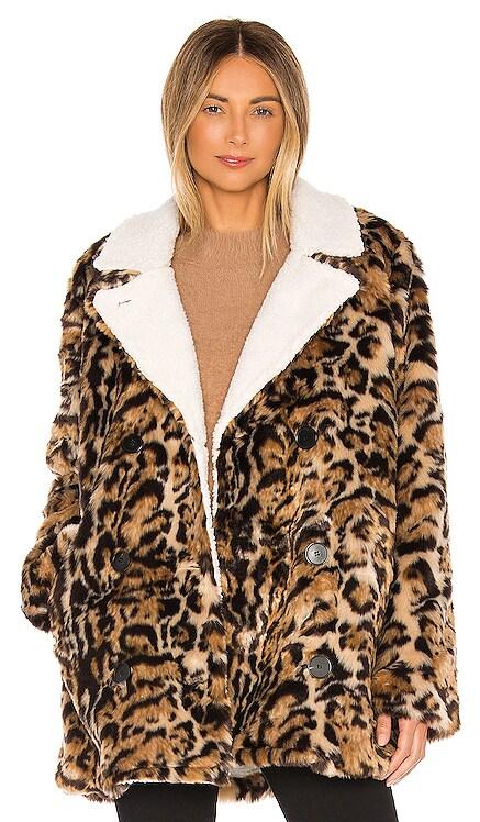 Faux Fur Turn Jacket n:philanthropy $56 (FINAL SALE)