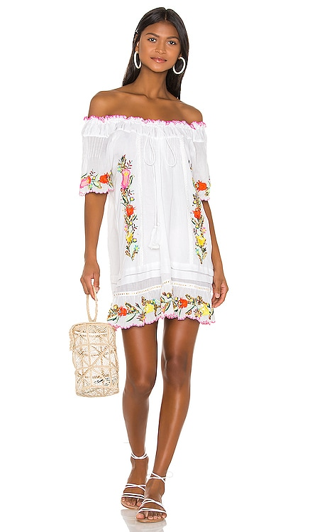 Lana Embroidered Dress PQ $134