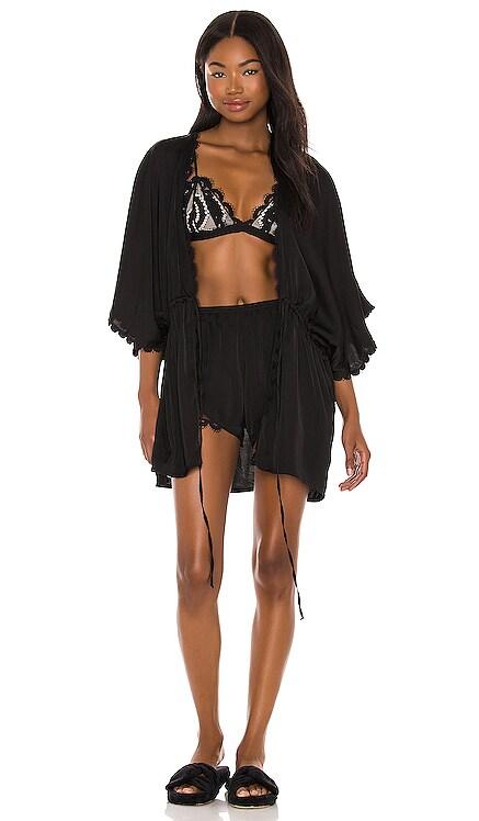Lace Robe PQ $134