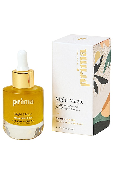 300mg CBD Night Magic Intensive Facial Oil prima $88