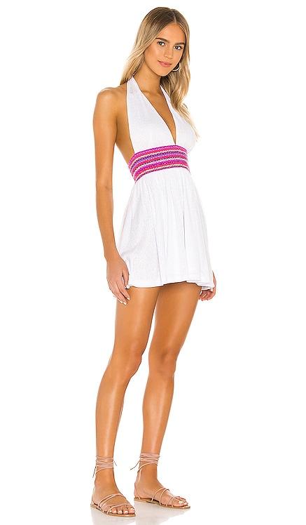 Mini Halter Dress Pitusa $115