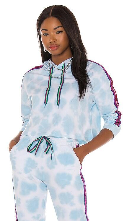 Tie Dye Hoodie Pitusa $113