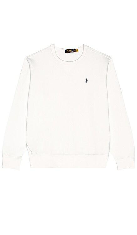 Fleece Crewneck Polo Ralph Lauren $99 NEW