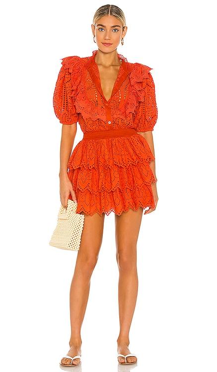 Le Briscous Dress Place Nationale $327 NEW