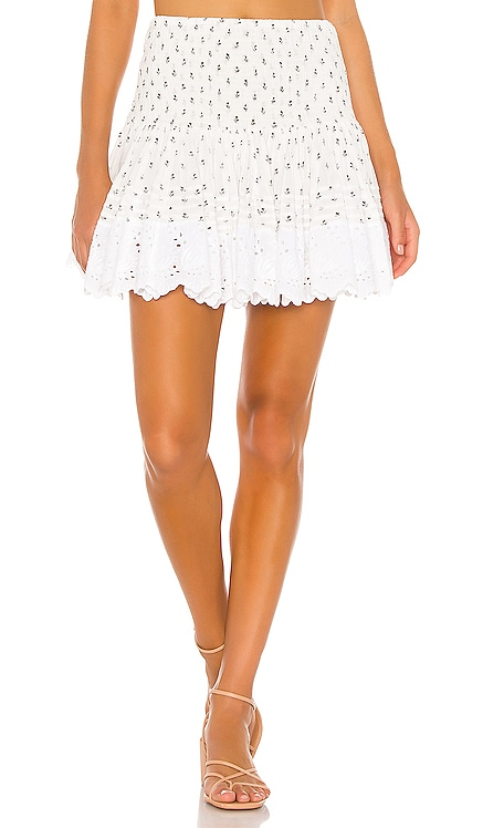 La Libere Mini Skirt Place Nationale $232