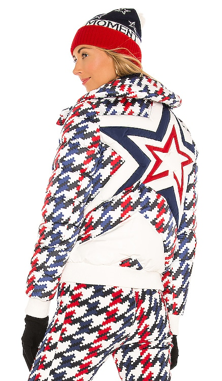 CHAQUETA SUPER STAR Perfect Moment $590