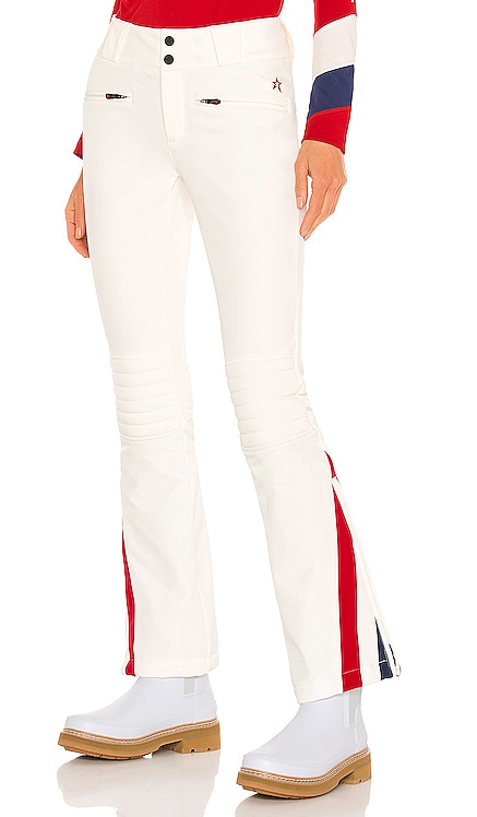 Chevron Flare Pant Perfect Moment $450