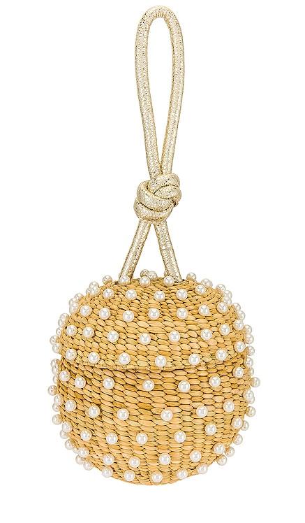 The Disco Pearl Handbag Poolside $245