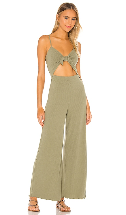 Gilmore Jumpsuit Privacy Please $140