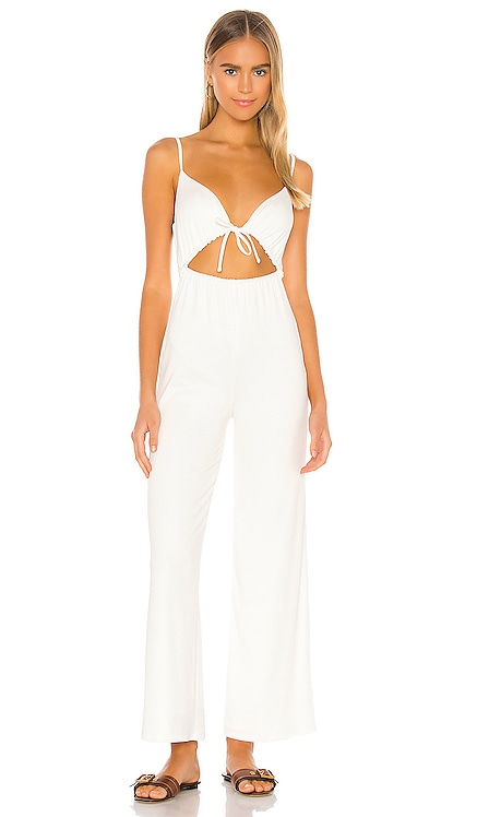 Adrienne Jumpsuit Privacy Please $140