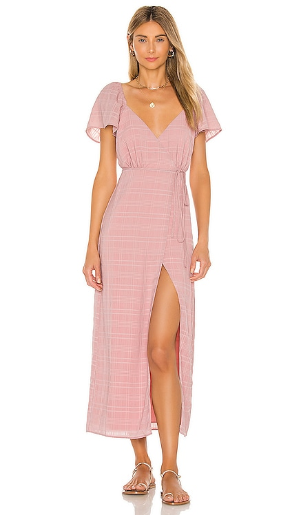 Cassidy Maxi Dress Privacy Please $178