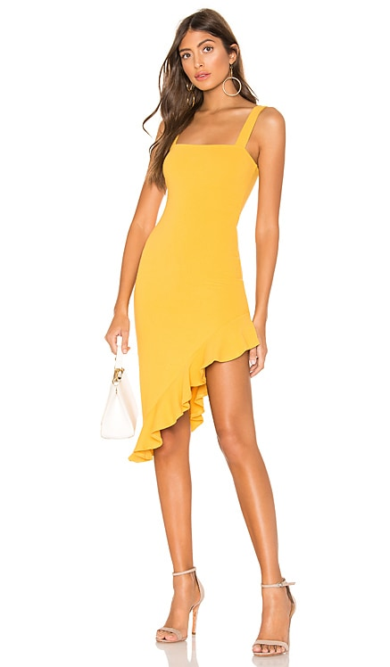 VESTIDO MIDI GISELLE Privacy Please $128