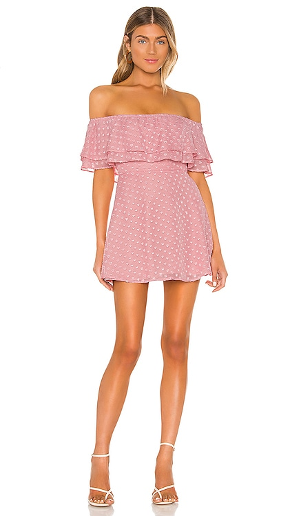 Gardenia Mini Dress Privacy Please $109