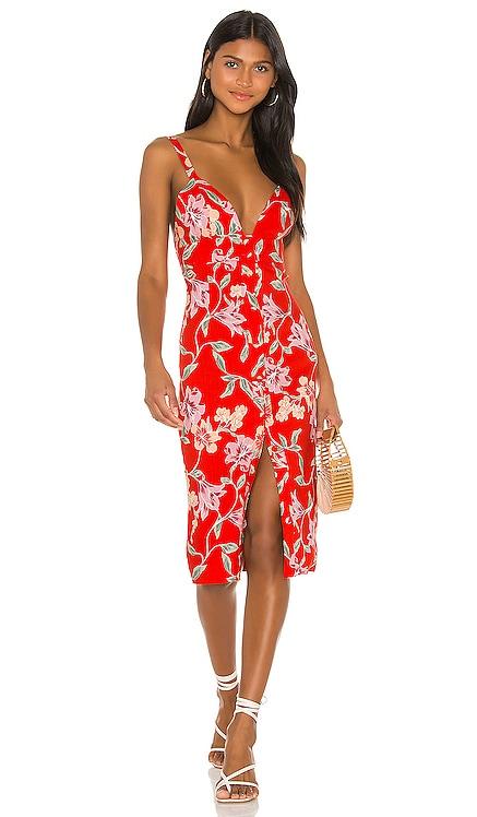 Lantana Midi Dress Privacy Please $178 NEW ARRIVAL