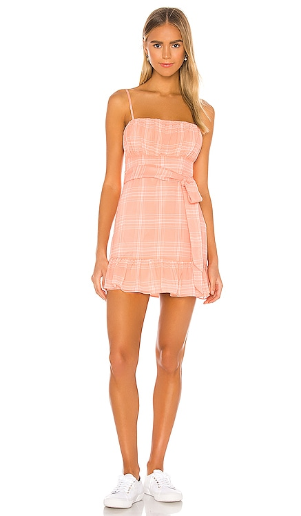 Isaiah Dress Privacy Please $148