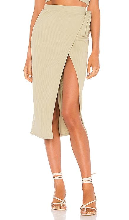 Catalina Midi Skirt Privacy Please $53