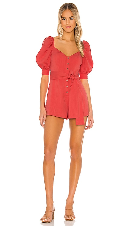 Love Note Romper Privacy Please $168