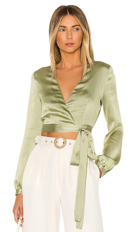 Avery Wrap Top Privacy Please $83