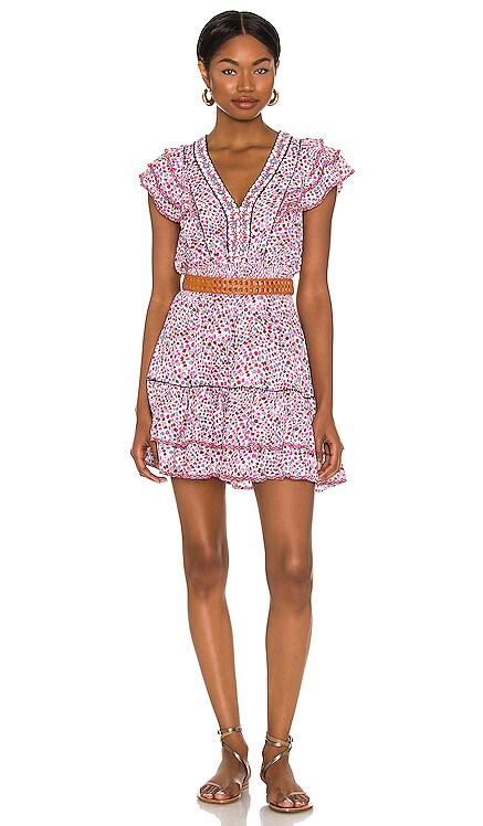 Camila Mini Dress Poupette St Barth $330 NEW