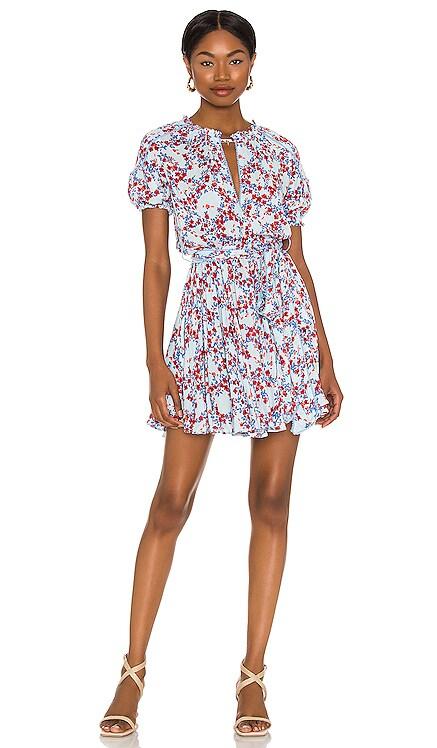 Ivy Mini Dress Poupette St Barth $330 NEW