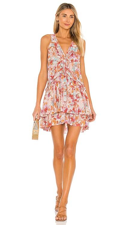 Mae Mini Dress Poupette St Barth $290 Sustainable