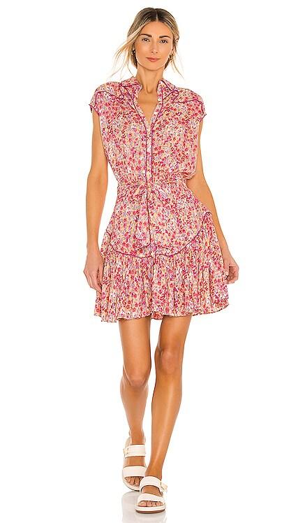 Margo Mini Dress Poupette St Barth $320 NEW