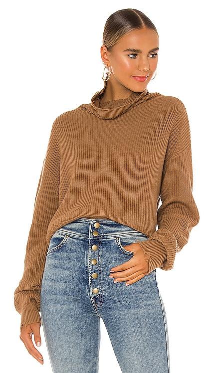 Brandy Turtleneck Pullover PISTOLA $97