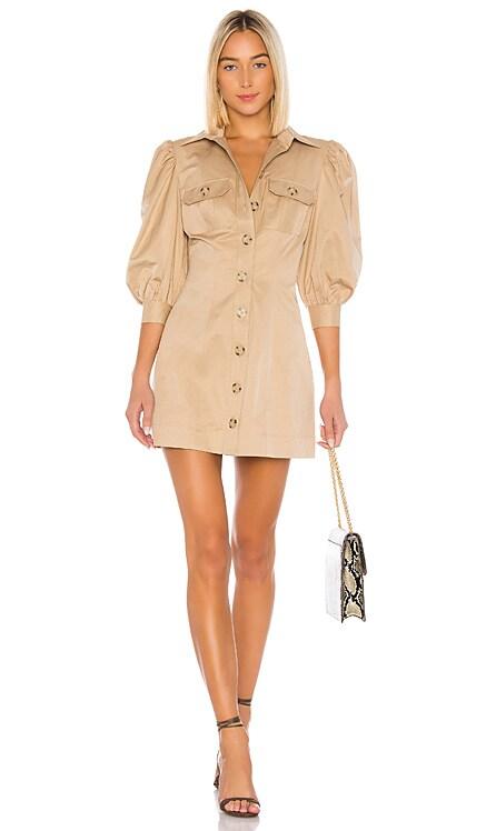Violetta Mini Dress Petersyn $175