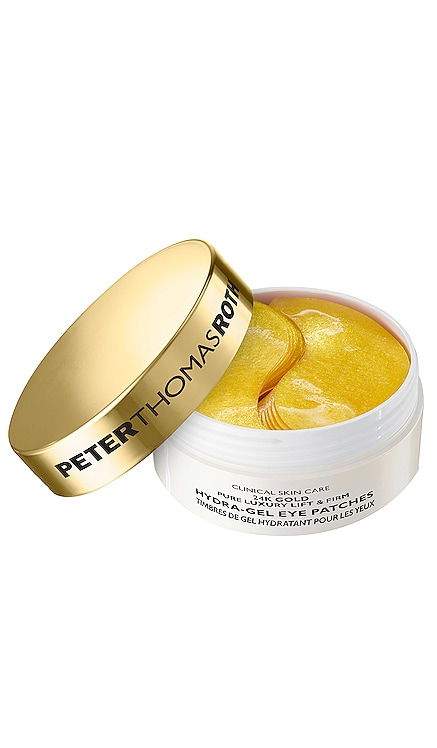 24K Gold Pure Luxury Lift & Firm Hydra Gel Eye Patches Peter Thomas Roth $75 BEST SELLER