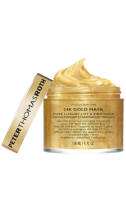 24K Gold Mask Peter Thomas Roth $85
