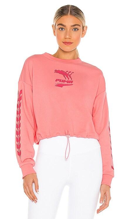 Evide Crew Sweatshirt Puma $34 (FINAL SALE)