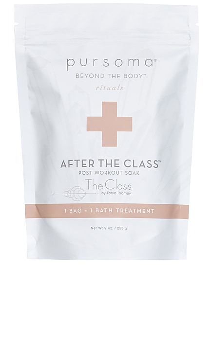 After the Class Bath Pursoma $34